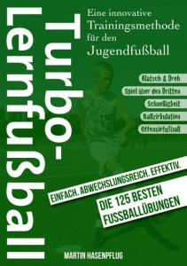 Cover: Turbo-Lernfußball